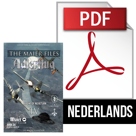 Adlerflug Nederlands Maier files