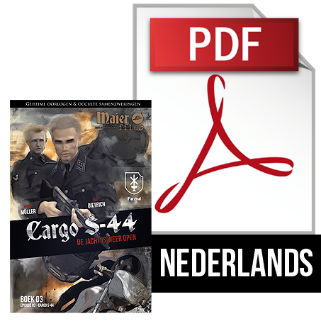 Cargo S44 Maier files Nederlands