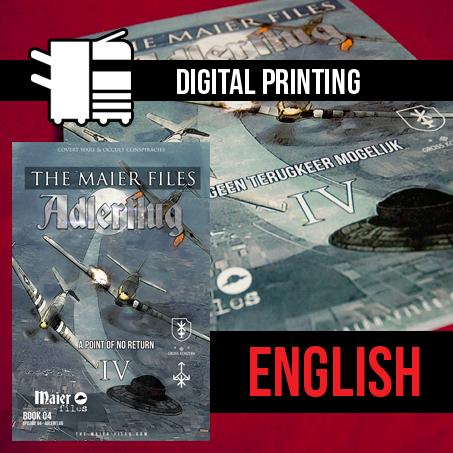 Episode 4 Maier files Adlerflug English